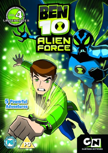 Ben 10 - Alien Force Volume 4 [DVD]