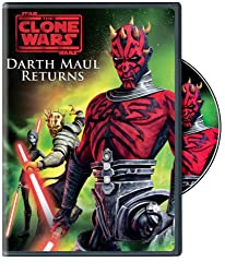 Star Wars  Clone Wars Darth Ma