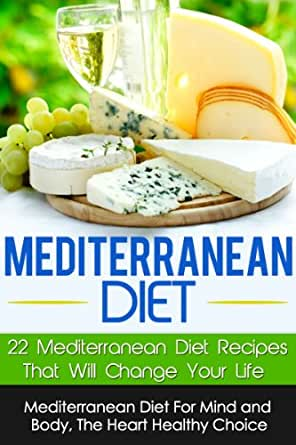 DIET MEDITERRANEAN BOOK