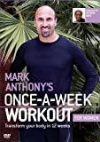 echange, troc Mark Anthony - Once-a-Week Workout (Female) [Import anglais]