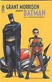echange, troc Grant Morrison - Batman - Grant Morrison Présente T3 : Nouveaux Masques