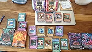 Yugioh Gigantic Lot!!! 6 Super , 2 Ultra, 50 Commons (Cards May Vary)