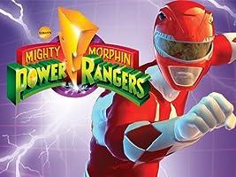 Mighty Morphin Power Rangers Reversioned - Season 1