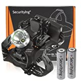 Outdoor Waterproof 1600LM CREE XM-L T6 LED Headlamp