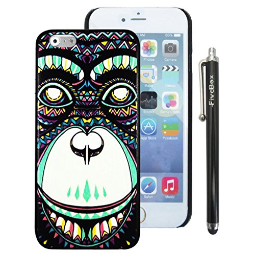 Fivebox New Arrival 2014 Hard Case Back Cover Shell For Iphone 6 4.7 Inches - Orangutan
