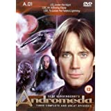 Andromeda: Season 1 - Episodes 1-5 (Box Set) [DVD] [2000]by Kevin Sorbo