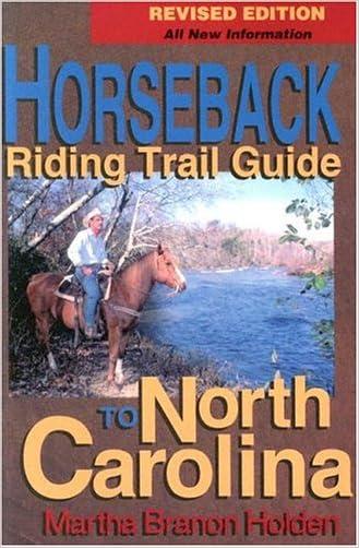 Horseback Riding Trail Guide to North Carolina (Second Edition)