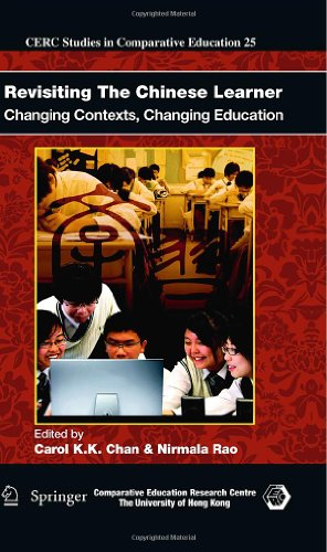 Revisiting The Chinese Learner: Changing Contexts, Changing Education (CERC Studies in Comparative Education)