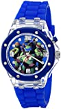 Nickelodeon Teenage  Mutant Ninja Turtles Kids' TMN9036 Analog Display Analog Quartz Blue Watch