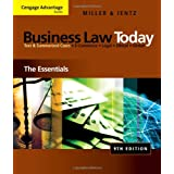 Cengage Advantage Books: Business Law Today: The Essentials ~ Roger LeRoy Miller