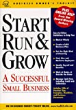 Start, Run & Grow a Successful Small Business (0808001566) by Jacksack, Susan M., J.D.