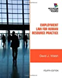 img - for Employment Law for Human Resource Practice (South-Western Legal Studies in Business) book / textbook / text book