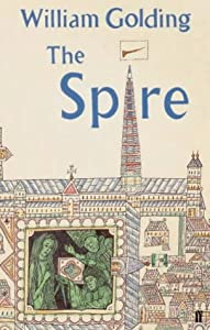 "Cover of ""The Spire"""