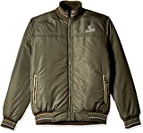 Fort Collins Men's Polyester Jacket (38254_Large_Green)
