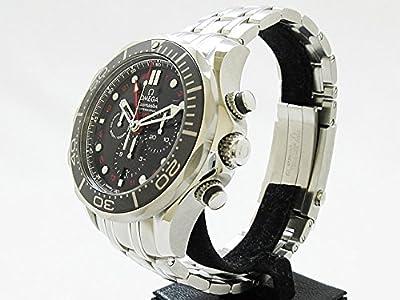 [オメガ] OMEGA シーマスター プロダイバーズ 300M コーアクシャル GMT クロノグラフ 21230445201001 メンズ腕時計 [並行輸入品]