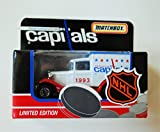 1993 Matchbox NHL Team Collectible 1:64 Scale Die Cast Model A Ford Truck - WASHINGTON CAPITALS