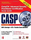 img - for CASP CompTIA Advanced Security Practitioner Certification Study Guide: Exam Cas-001 (Certification Press) book / textbook / text book