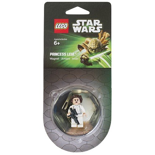 LEGO Star Wars Princess Leia Magnet