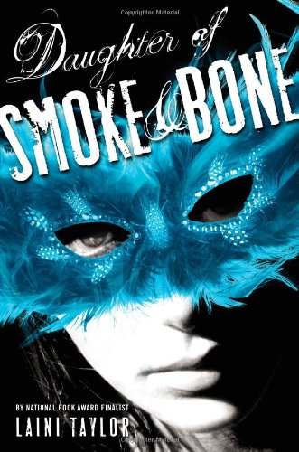 Cover of Daughter of Smoke & Bone (Daughter of Smoke and Bone)