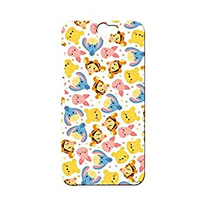 BLUEDIO Designer Printed Back case cover for HTC One A9 - G3096