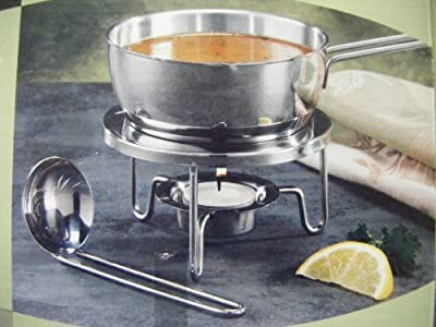 Revere Ware - Stainless Steel - Warmer Set
