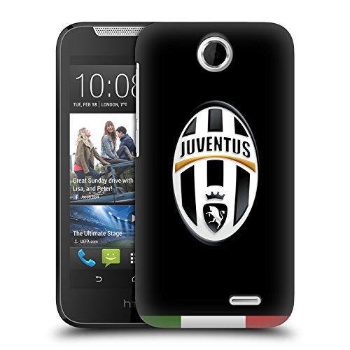 ufficiale-juventus-football-club-italia-nero-stemma-cover-retro-rigida-per-htc-desire-310