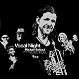Vocal Night - Rüdiger Baldauf feat. Edo Zanki, Worthy Davis & Cosmo Klein