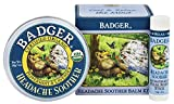 Badger Company, Headache Soother Balm Kit, 2 Pieces