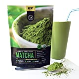 Jade Leaf - Organic Japanese Matcha Green Tea Powder, Classic Culinary Grade (For Blending & Baking) - [100g Value Size]