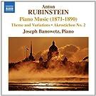 Klaviermusik 1871-1890
