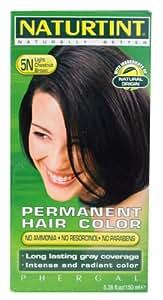 Naturtint Permanent 5N Light Chestnut Brown 150ml