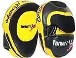 TurnerMAX Boxing Focus Pads, Hook & J...