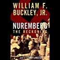 Nuremberg: The Reckoning Audiobook by William F. Buckley Narrated by Stuart Langston