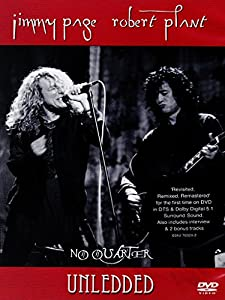 Jimmy Page & Robert Plant : No Quarter - Unledded