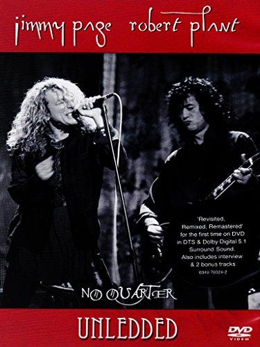 Page & Plant - No quarter - Unledded