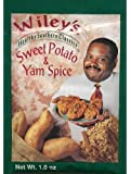 Wiley's Sweet Potato & Yam Spice - 6 (SIX) Packets