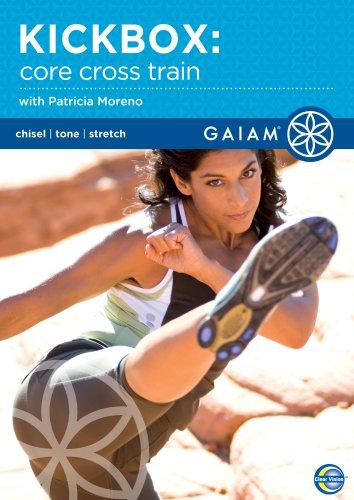 gaiam-kickbox-core-train-dvd