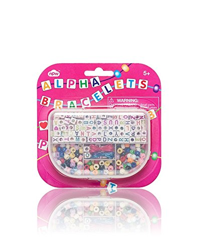 Alphabet Friendship Bracelets Kit - 1