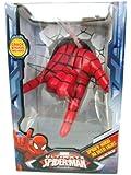 Spider-Man Web-Blastin' Spidey Hand 3D Deco Wall Light / Nightlight