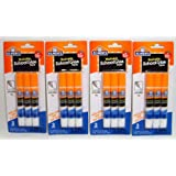 Elmer's Washable School Glue Pens with Precision Tips #1 Teacher Brand (3-pens Per Pack) - 4 Packs