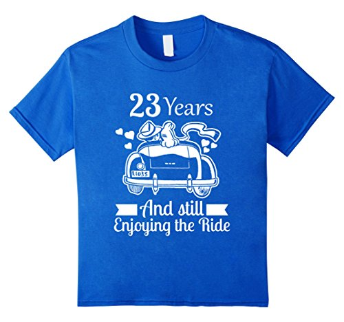 23rd-Wedding-Anniversary-Relationship-Gifts-Men-Women-Shirt