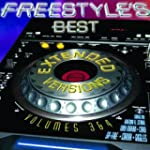 Freestyle's Best Extended Versions, V...