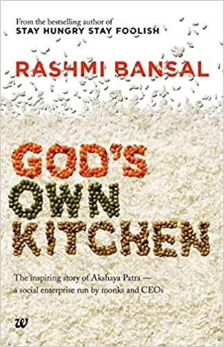 God's Own Kitchen by Rashmi Bansal  PDF Download, Read eBook Online