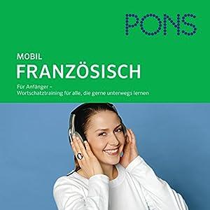 PONS mobil Wortschatztraining Französisch Audiobook