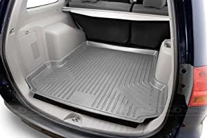 Husky WeatherBeaters 2010-12 Toyota 4Runner Cargo Liner -Grey- Fits models with 3rd Row Seating ONLY NO standard cargo deck, NO Sliding cargo deck
