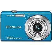 CASIO デジタルカメラ EXILIM EX-ZS12 ブルー EX-ZS12BE