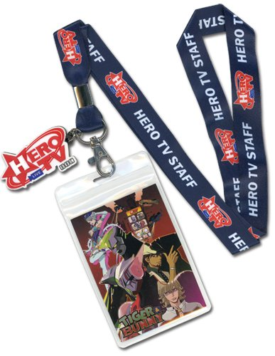 Hero TV lanyard