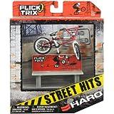 Flick Trix - Street Hits - Haro Bikes Bus Bench