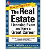 img - for [(How to Prepare for and Pass the Real Estate Licensing Exam: Ace the Exam in Any State the First Time! )] [Author: Henry Harrison] [Nov-2007] book / textbook / text book
