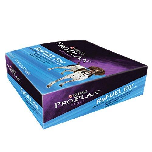 Purina Pro Plan Sport Refuel Bar Nutritional Dog Supplement 12 Count.